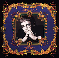 Elton_John_-_The_One_cover