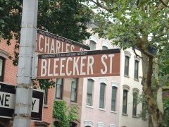 bleecker-street-sign