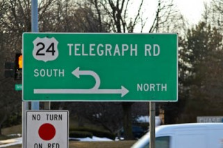 telegraphstreetsign