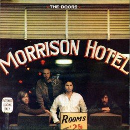 The-Doors-Morrison-Hotel-album-cover
