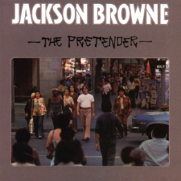Jackson Browne The Pretender HIGH RESOLUTION COVER ART