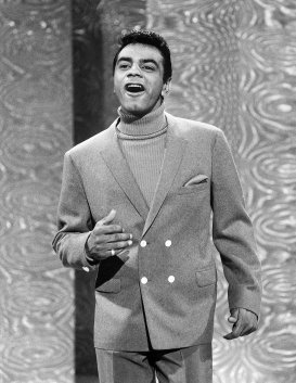 Singer Johnny Mahtis On Ed Sullivan 1967