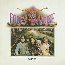 A_Fool's_Paradise_-_Lazarus_album_cover_artwork