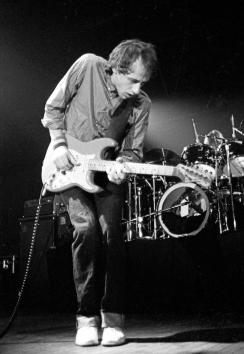 Mark Knopfler of Dire Straits 1980