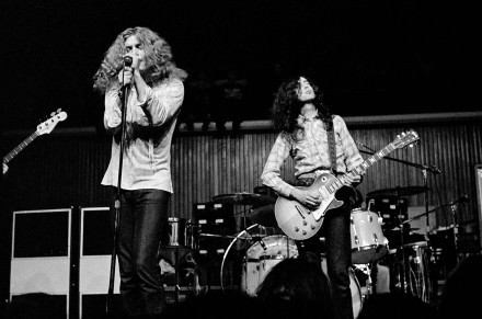 Led Zeppelin Live In Copenhagen