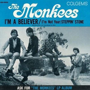 The_Monkees_single_02_I'm_a_Believer