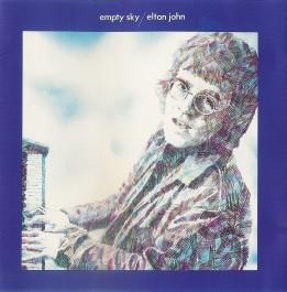 Elton John - Empty Sky-Front