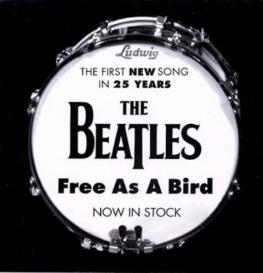 THE_BEATLES_FREE+AS+A+BIRD+-+DISPLAY+FLAT-56777