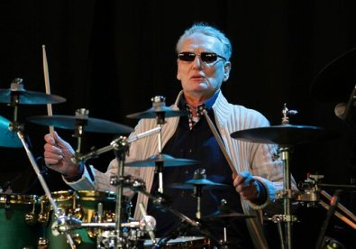 Ginger Baker death